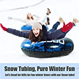 A-DUDU Snow Tube - Super Big 47 Inch Inflatable
