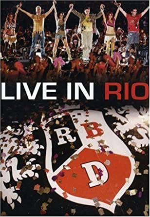 Amazon.com: Live In Rio by RBD: RBD: Movies & TV