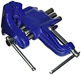 "Irwin Tools Clamp-On Vise, 3"", 226303"