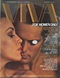 img - for Viva Magazine (Dan Rather , Jim Bouton , Hollywood's Cocaine Culture, February 1976) book / textbook / text book