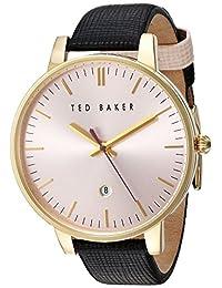 Ted Baker Women's 10030740 Classic Analog Display Japanese Quartz Pink Watch