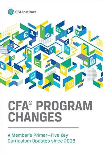 CFA® Program Changes: A Member's Primer—Five Key Curriculum Updates since 2008