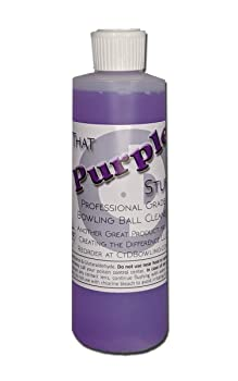 That Purple Staff Bowling Ball Cleaner