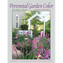 Perennial Garden Color (Texas A&M AgriLife Research and Extension Service Series)