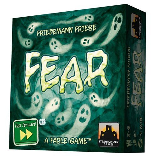 Stronghold Games Fear Board Games