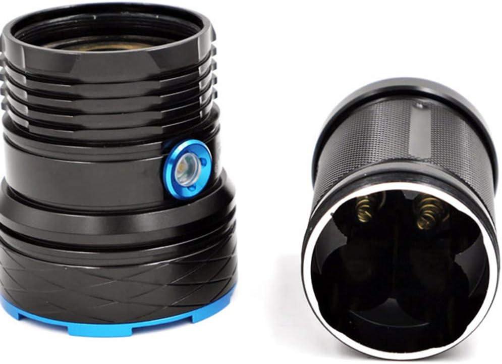 ZZJ UV-T6 395Nm UV-Licht 84W Taschenlampe G12 High Power Led Aluminium 12Er 395Nm UV-Lampe Schwarz-Licht-Fackel-Power Von 4X18650