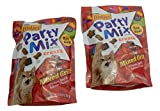 Cheap Purina Friskies Party Mix Crunchy Cat Treats, Mixed Grill Flavor, 6-oz Bag (Pack of 2)
