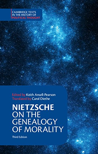 friedrich nietzsche on the genealogy of morals essay 1 Friedrich Nietzsche