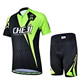 Children Jersey Set - Jacket Outdoor Clothing Shorts Kids Riding Equipment-506