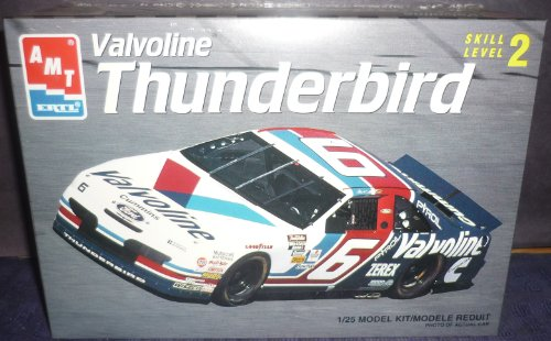 AMT ERTL Valvoline THUNDERBIRD 8189 Skil - Ford Thunderbird Model Kit Shopping Results