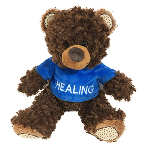 Get Well Gift Plush Bear Extra Soft for Comfort and Healing