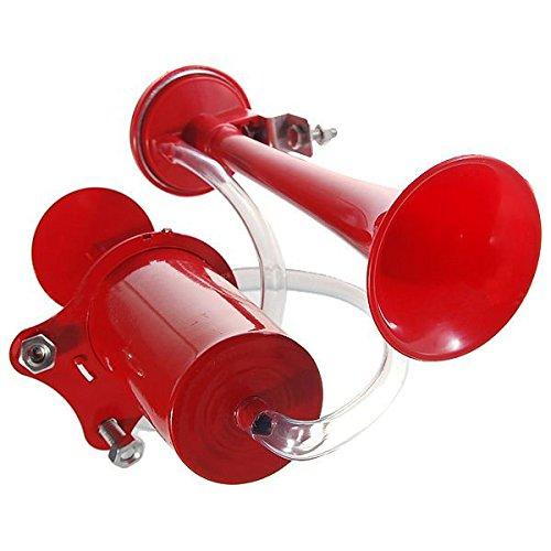 Pink Lizard Ultra Loud Bicycle Air Horn Truck Siren Sound 120dB (Air Sound Horn)