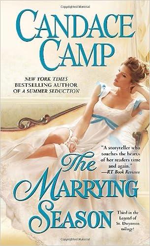 Gratis pdf-downloadbare bøger The Marrying Season (Legend of St. Dwynwen Trilogy) ePub B00DUZKHN2