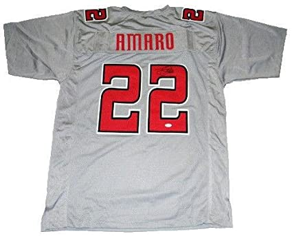 on sale d68c5 ae20c Jace Amaro Autographed Jersey - Texas Tech Red Raiders #22 ...
