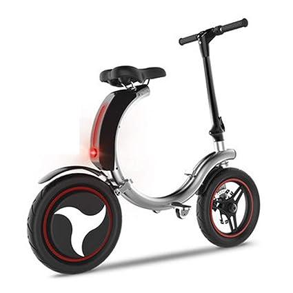 ZXMDP Patinetes eléctricos, Plegable E-Scooter, 30 km/h 350 ...
