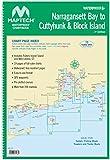 Narragansett Bay to Cuttyhunk & Block Island Waterproof Chartbook
