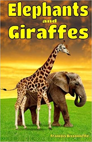Image result for picture of a race between a elephant and giraffe