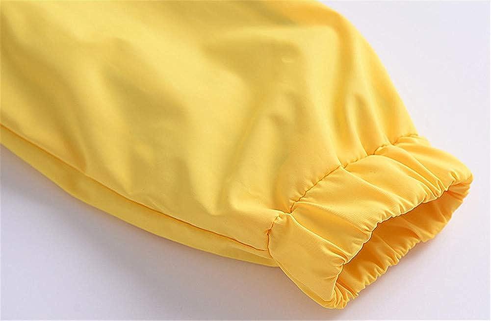 LOOLY Kids Animal Raincoat Cute Baby Fall Winter Jacket Hooded Outwear