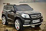 Licensed Mercedes Benz gl63 AMG Style Ride On Car, Remote Control included. BLACK