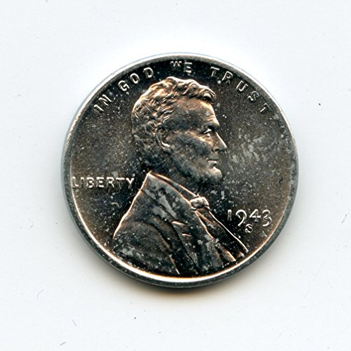 1943 S Lincoln Cent MS-65
