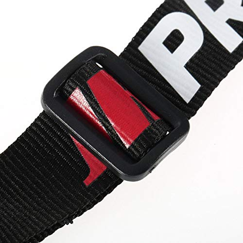 Appearancees Black RC Adjustable Length Lanyard Transmitter Strap Polyester Lanyard Transmitter Neck Strap For JR PROPO 450mm