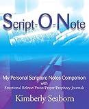 Script-O-Note, Kimberly Seaborn, 0595145264