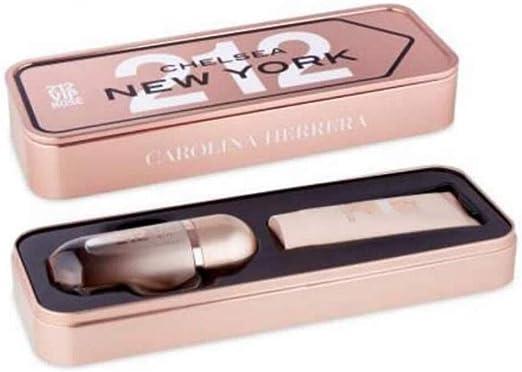 Carolina Herrera 212 Vip Rosé Lote 2 Pz 1 Unidad 50 ml: Amazon.es: Belleza