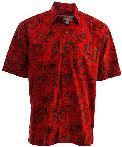 (Johari West Indo Bay (XL, Red))