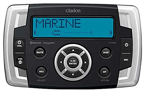 Clarion CMS2 Marine Digital Media Hub with USB Port (Clarion Android)