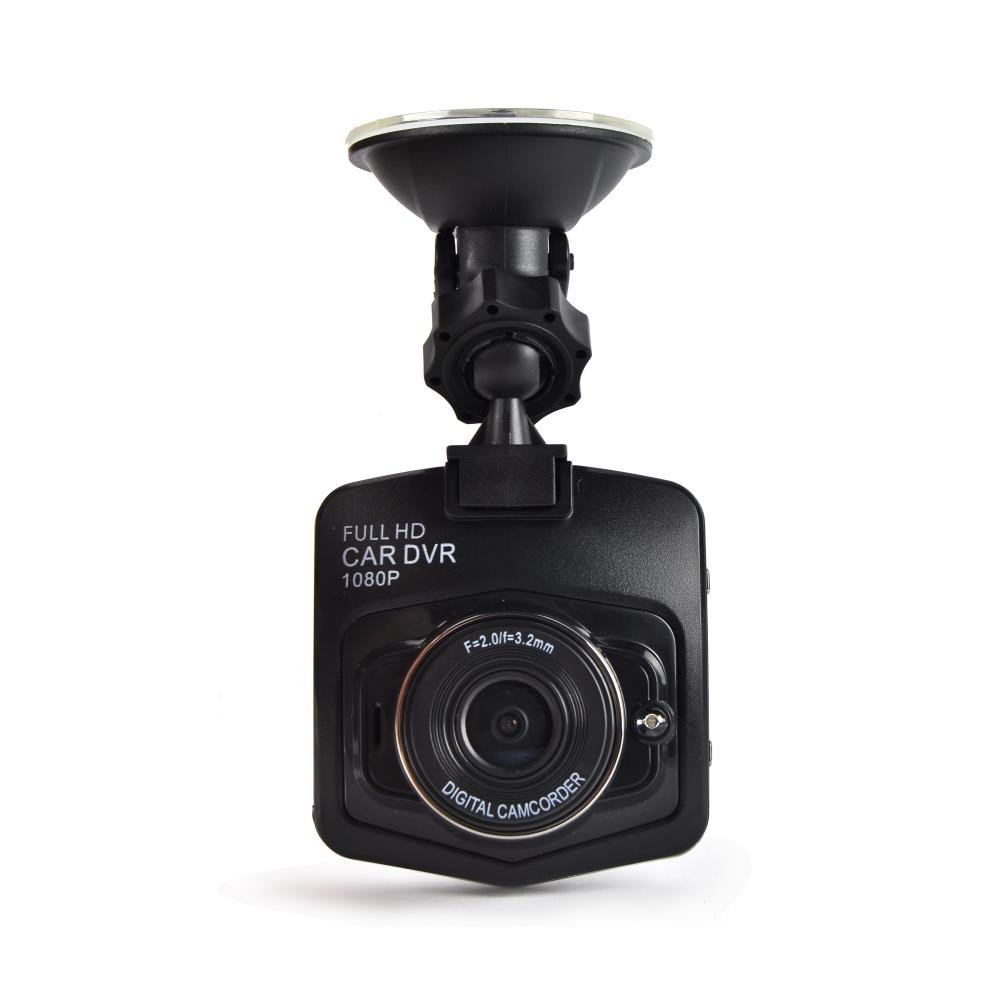 PLDVRCAM14 Sound Around Pyle Dash Cam Car Recorder DVR Front /& Rear View Video 2.3 Inch Monitor Windshield Mount Full Color HD 1080p Security Camcorder for Vehicle PiP Night Vision Audio Record Microsd