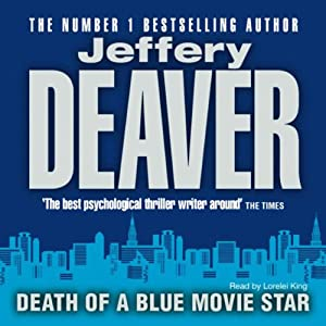 Death of a Blue Movie Star Audiobook
