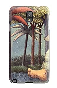 Brandy K. Fountain's Shop New Style Hot Design Premium Tpu Case Cover Galaxy Note 3 Protection Case(unknown)