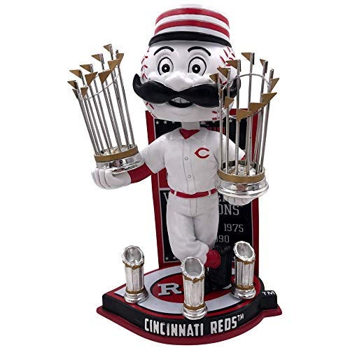 Cincinnati Reds MLB World Series Champions Series - Numbered to 1,000 Bobblehead ()