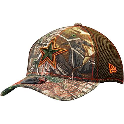 c2e22d73f494e9 Dallas Cowboys Realtree Neo Olive Green Hat – Football Theme Hats
