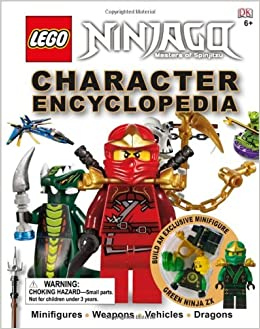 Lego Ninjago Character Encyclopedia Dk Publishing 9780756698126