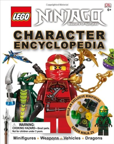 LEGO NINJAGO: Character Encyclopedia - DK Publishing