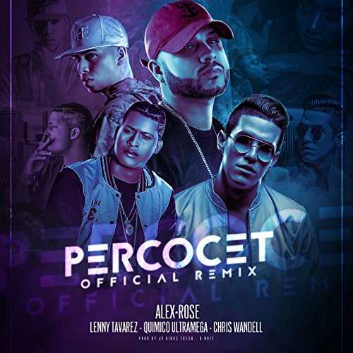 Ropa Interior Justin Quiles Stream or buy for $1.29 · Percocet [Explicit] (Remix)