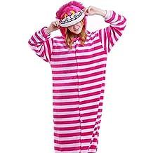 Miss-meg Adult Onesie Custume Unisex Cospaly Sleepwear Hoodie For Halloween