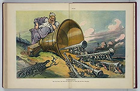Infinite Photographs Foto: Foto de Puck, ¿Qué Clapper?, 1911, Keppler, Liberty Bell, Monopoly, Socialismo. Tamaño: 8 x 10 cm.: Amazon.es: Hogar