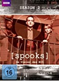 Spooks: Im Visier des MI5 - Season 2 [3 DVDs]