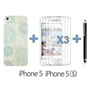 Blueberry Design For Iphone 4/4S Cover Illustration Design - Ideal Gift