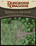 Sinister Woods - Dungeon Tiles, Wizards of the Coast Team Staff, 0786952466