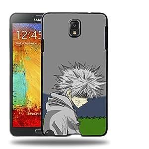 Case88 Designs Hunter X Hunter Killua Zoldyck Protective Snap-on Hard Back Case Cover for Samsung Galaxy Note 3