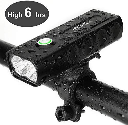 IPSXP Rechargeable Flashlight Waterproof Reflective product image