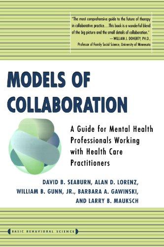 Models Of Collaboration (Basic Behavioral Science)
