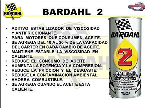 ADITIVO FORMULA 2 BARDAHL 450 ML