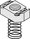 VERSABAR VSN-1050 1/2'' STANDARD SPRING NUT FOR 1-5/8'' STRUT 100/BOX