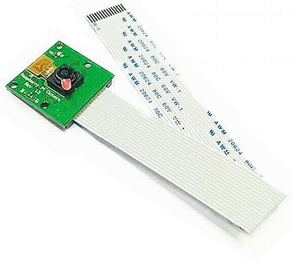 JZK Raspberry Pi Camera Module cámara Interfaz CSI 5 Millones ...