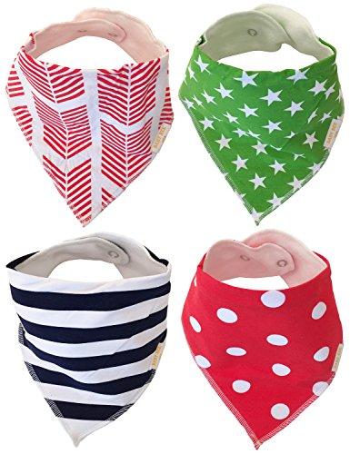 Bandana Baby Cloths Balmy Button product image