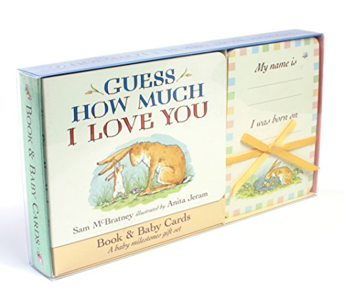 Guess How Much I Love You: Baby Milestone